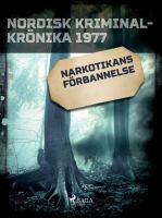Narkotikans förbannelse
